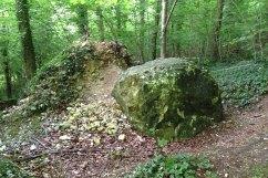 Chalk stones trail stone 2