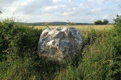 Andy Goldsworthy stone 3