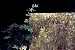 In loving memory – at Treyford in West Sussex
