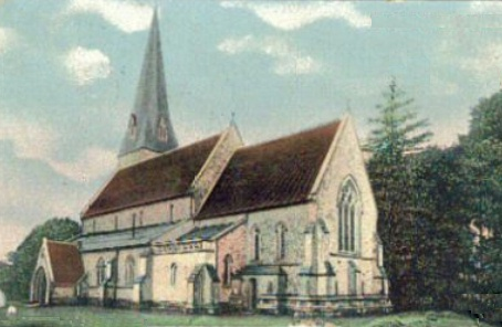 Treyford Church