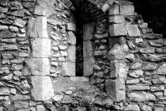Treyford Church Lancet Window