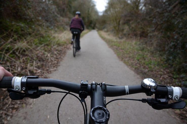 The Centurion Way Bike Ride Chichester