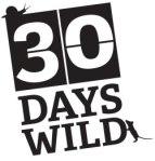 30 Days Wild logo