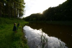 Chiddingfold Cubs Fishing Whithorn Farm 4